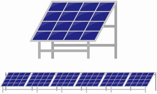 ソーラーパネルの設置について