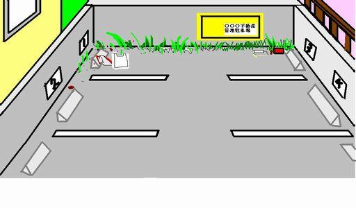 空地を駐車場にするのは考えるところです