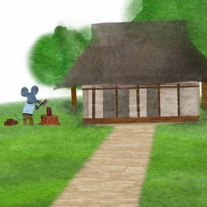 地方の空き屋に田舎暮らしの人が増えている