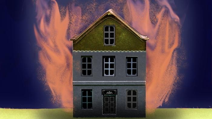 空き家に火災が起こる理由